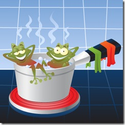 ASA will not reveal details of the chiropractic experts who are advising them. You know how to boil frogs?