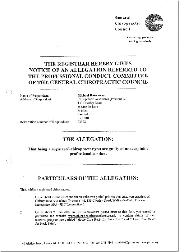 Hannaway_-_Notice_of_Allegation_and_Schedule_Page_1